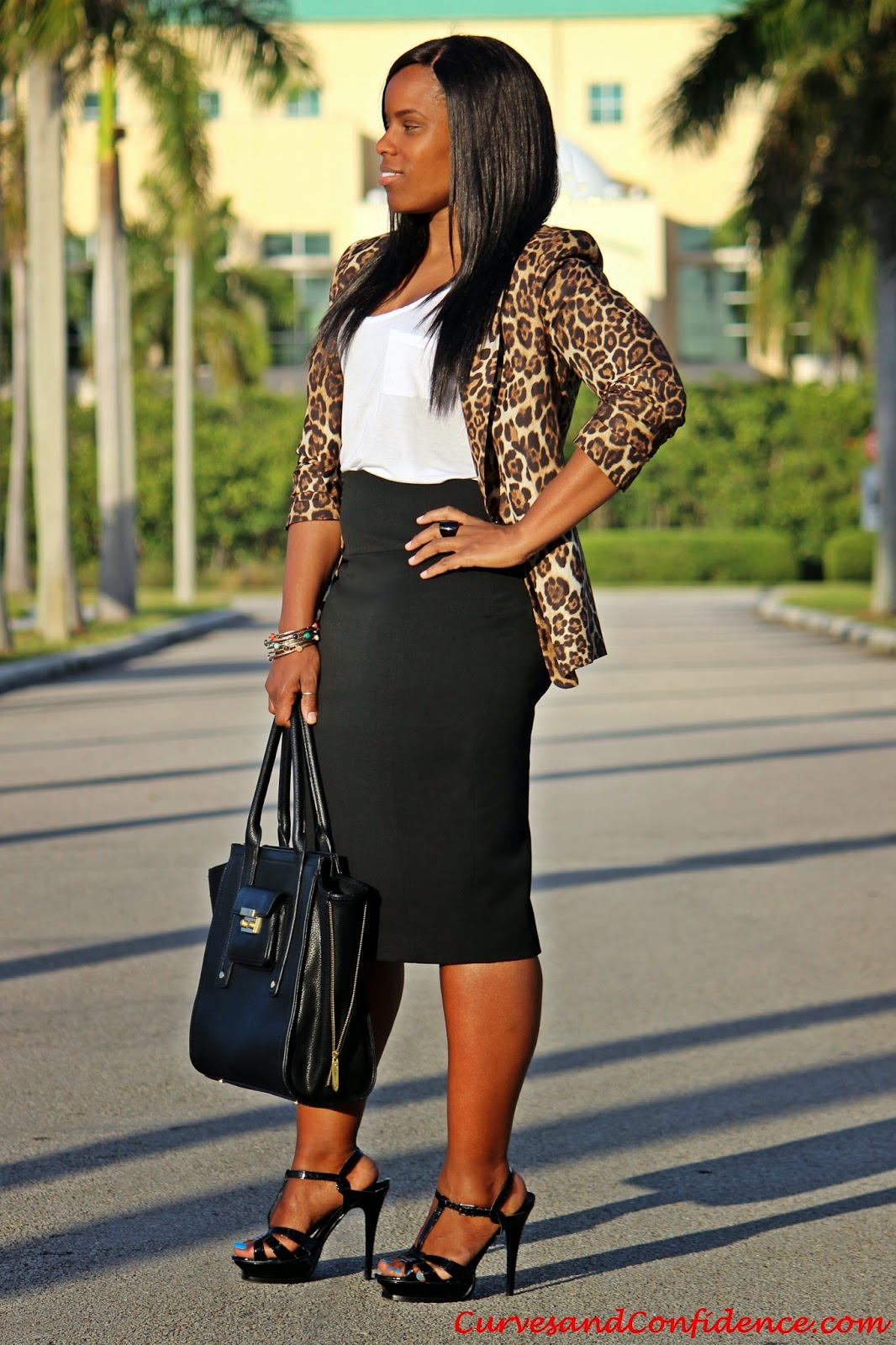 Black Amp Leopard Curves And Confidence